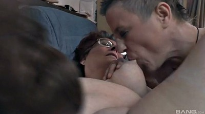 Friends, Mature threesome