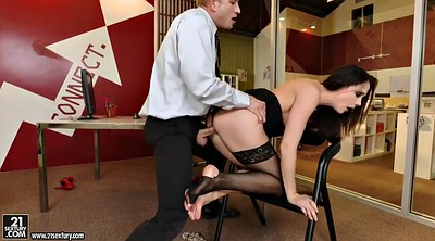 Chanel preston, Fetish, Lick feet, Foot lick, Preston, Office foot