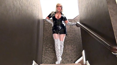 Boots, Gloves, Boot, Latex fetish