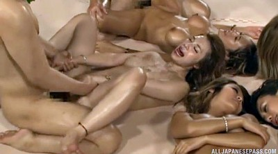 Japanese group, Japanese orgy, Enchanting