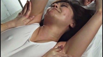Japanese massage, Swimsuit, Armpit, Armpits