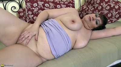 Mom, Mature wife, Mom with