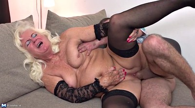 Taboo, Old young, Granny blowjob