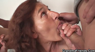 Young and old, Wife threesome, At