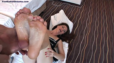 Foot fetish, Mature feet, Mature foot, Mature footjob