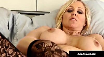 Julia ann, Panties