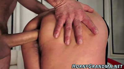 Mature, Matures anal, Granny hd