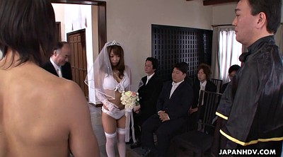 Bride, Wedding, Japanese bride, Japanese hard, Japanese wedding, Japanese suck