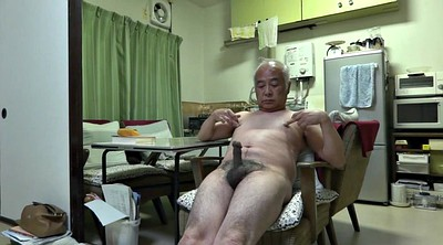 Touch, Japanese granny, Japanese old man, Asian granny, Japanese masturbation, Japanese old