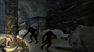 Cartoon, Skyrim
