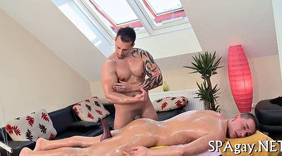 Gay massage, From
