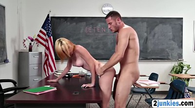Student, Teachers, Young fuck