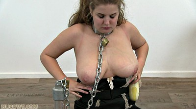 Close up, Tortured, Tit torture