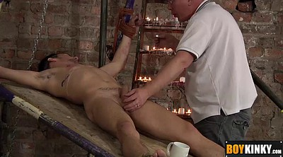 Waxing, Bound, Master, Lost