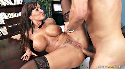 Anne, Lisa ann, Anne anal, Desk, Milf anne