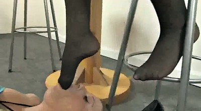 Nylon, Nylon foot, Lesbian feet, Foot worship, Nylon fetish, Femdom feet