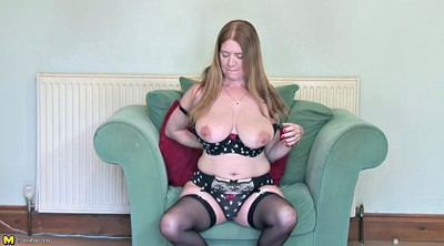 Big mother, Big tits mature
