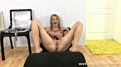 Hd ass, Girl on girl, Chair, Anal squirt