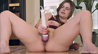 Long, Shave pussy, Long hair play