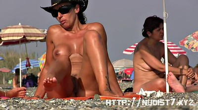 Pretty, Public naked, Nudists