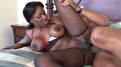 Ebony big ass anal