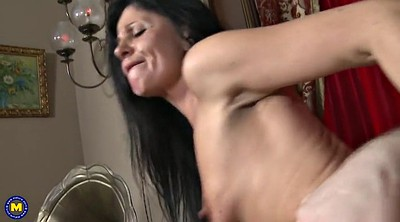 Mom and son, Granny milf, Son fuck mom
