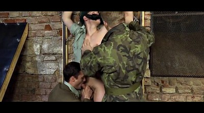 Tied, Tied and fucked, Bdsm fuck, Army