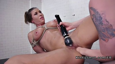 Anal fisting, Bound, Fist anal, Lesbo