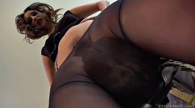 Pantyhose office, Pantyhose bdsm