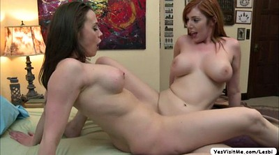 Massage, Chanel preston, Massage lesbians, Lauren, Rubbing