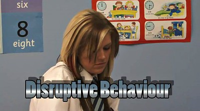 Spanked, British teen