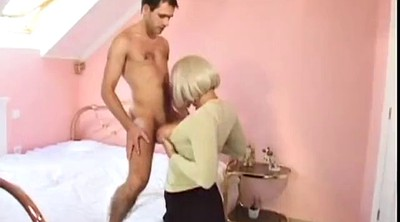 Mom son, Tall, Femdom domination, Anal mom