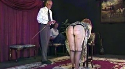 Spanked, Caning, Vintages, Caned