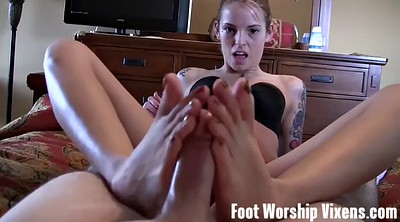 Foot, Footjob, You