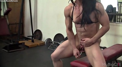 Clit, Big clit, Gym, Insertion