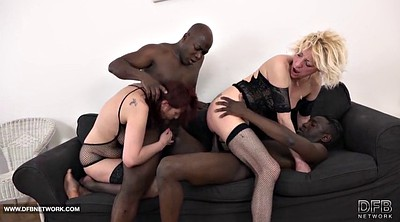 Mature, Mature anal, Mature interracial anal, Interracial group, Granny gangbang, Gangbang granny