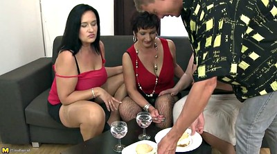 Mom son, Son mom, Mom & son, Busty matures