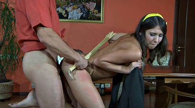Spanked, Maids