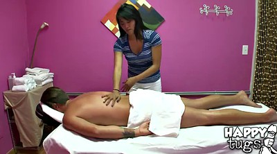 Asian massage, Oil handjob