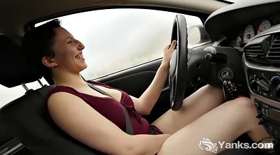 Public nudity, Car solo