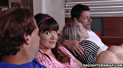 Movie, Night, Daddies, Dad daughter, At