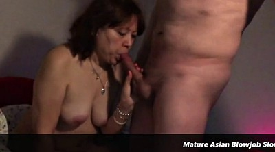 French mature, Asian mature, Mature french
