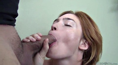 Cum in mouth, Cum in throat