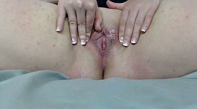 Vibrator, Homemade orgasm, Young pussy, Screaming orgasm