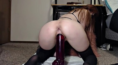 Huge dildo, Gap