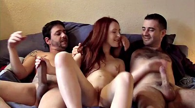 Anal casting, Casting anal, Threesome casting