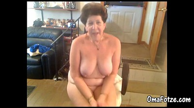 Granny solo, Webcam mature, Chubby solo