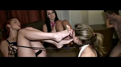Feet slave, Softcore, Slave