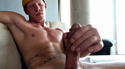Blond masturbation, Student gay, Blond