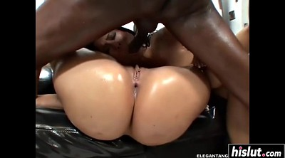 Ebony anal, Asian black